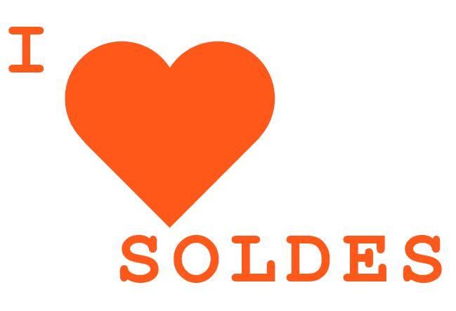 i love soldes